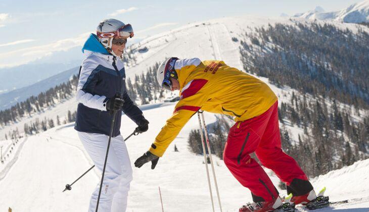 Orte zum Skifahren: Kärnten