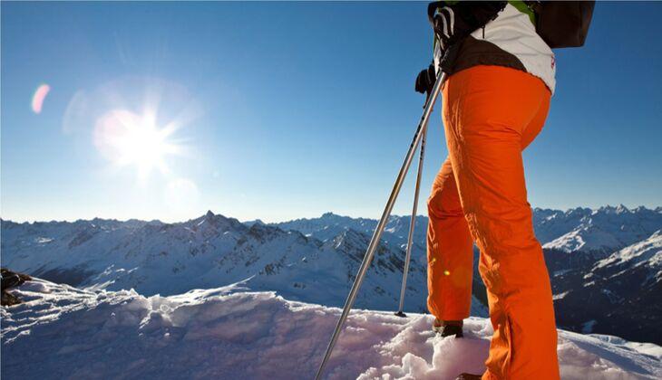 Orte zum Skifahren: Montafon