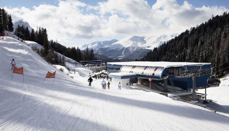 Orte zum Skifahren: Tirol