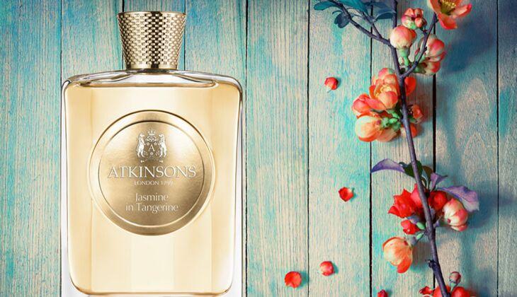 Parfüm Trend 2015 für Frauen: Atkinsons: Jasmine in Tangerine