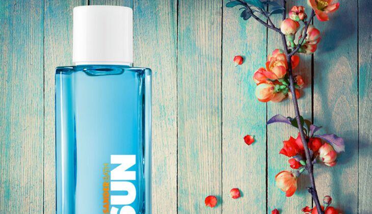 Parfüm Trend 2015 für Frauen: Jil Sander Bath: Sun