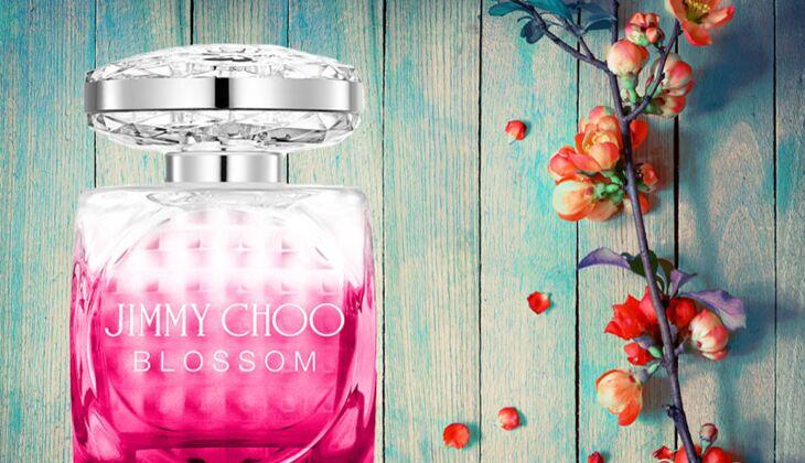 Parfüm Trend 2015 für Frauen: Jimmy Choo: Blossom