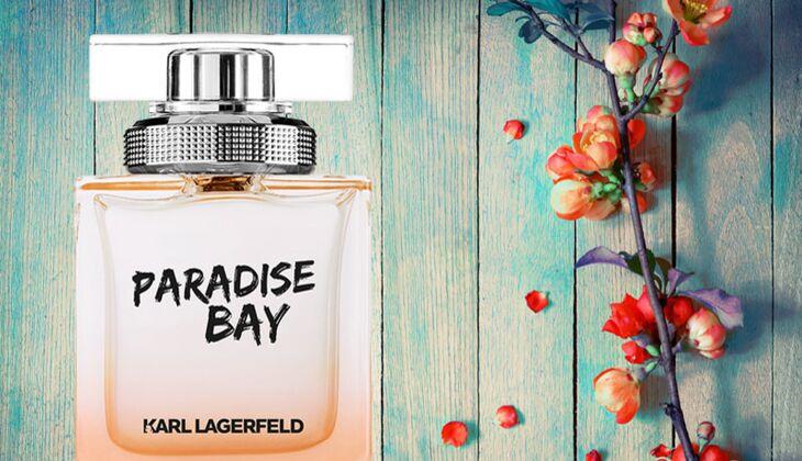 Parfüm Trend 2015 für Frauen: Karl Lagerfeld: Paradise Bay
