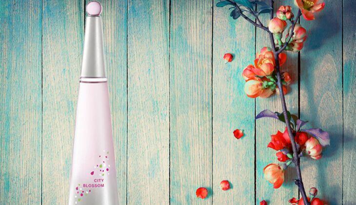 Parfüm Trend 2015 für Frauen: L'Eau d'Issey: City Blossom