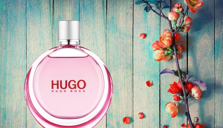 Parfüm für Frauen 2016 von Hugo Boss