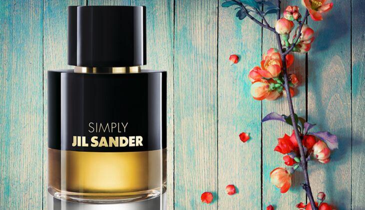 Parfüm für Frauen 2017 Simply von Jil Sander
