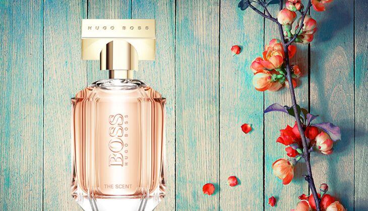 Parfüm für Frauen 2017 The Scent for her von Boss