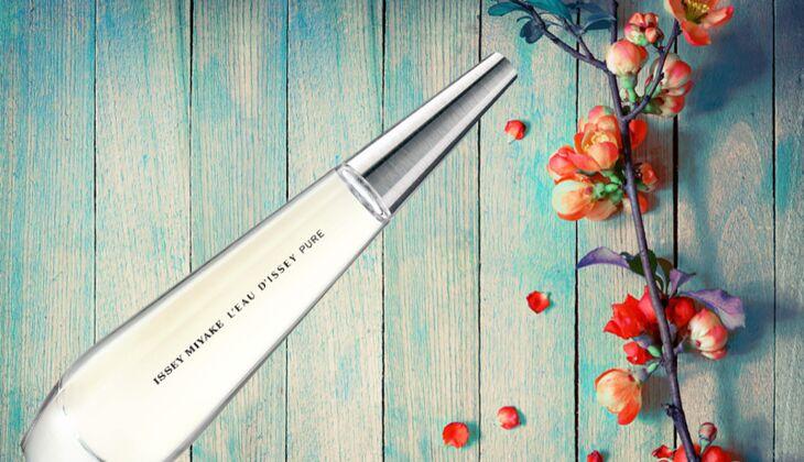 Parfum für Frauen L'Eau d'Issey Pure von Issey Miyake