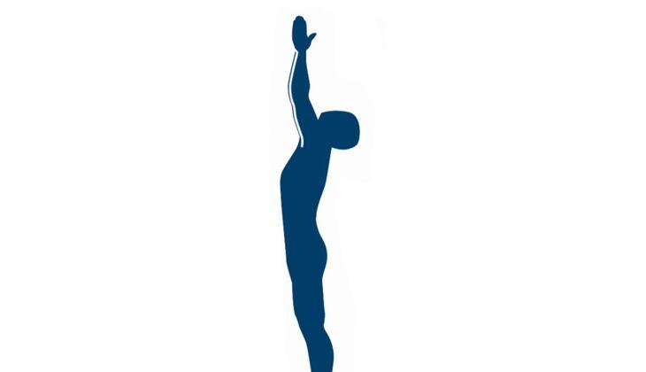 Position 1: Einatmen