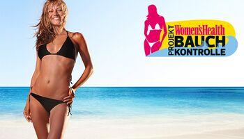 Projekt Bauchkontrolle: Starten Sie mit Bikini-Figur in den Sommer