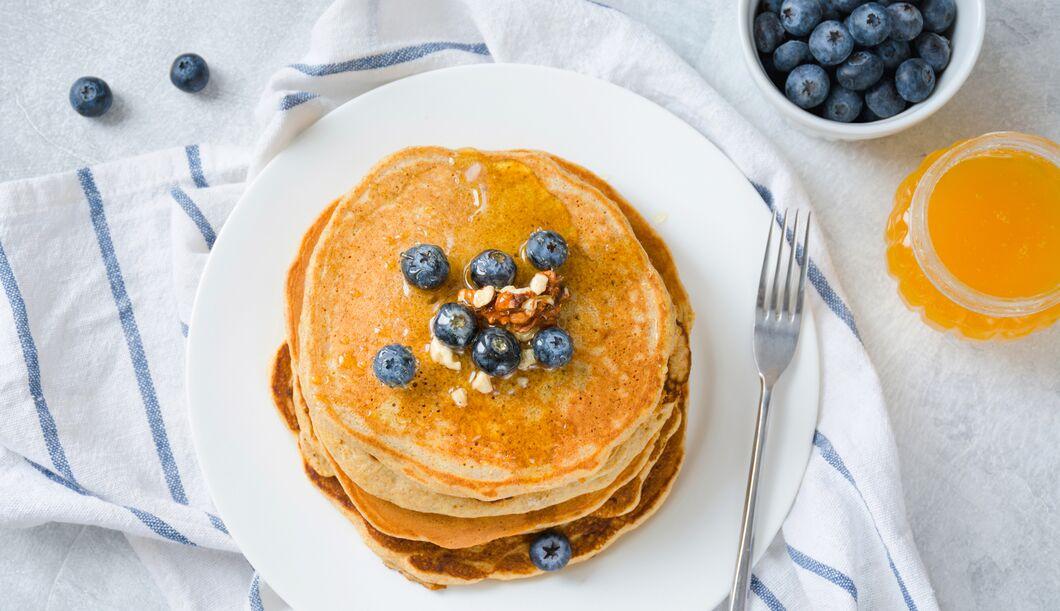 Protein-Pancakes sind schnell und einfach selbst gemacht