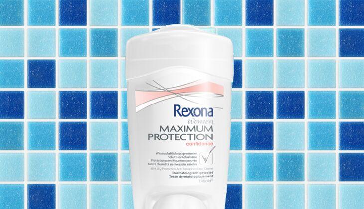 Rexona Women Maximum protection confidence