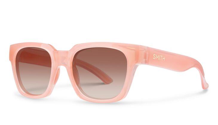Rosa Sonnenbrille von Smith