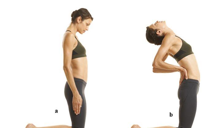 Rückenstrecken