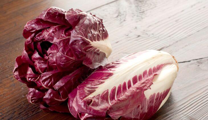 Salatsorten in der Übersicht: Radicchio