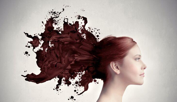 Schokofarben liegen bei den Haarcolorationen im Trend