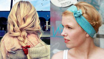 Scoopy Loop-Haargummis liegen 2013 im Trend