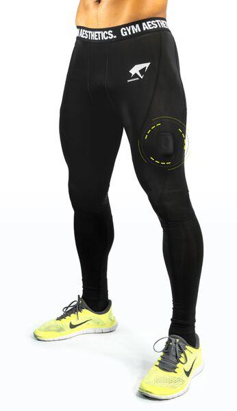 Sensoren-Unterwäsche: Gym Aesthetics