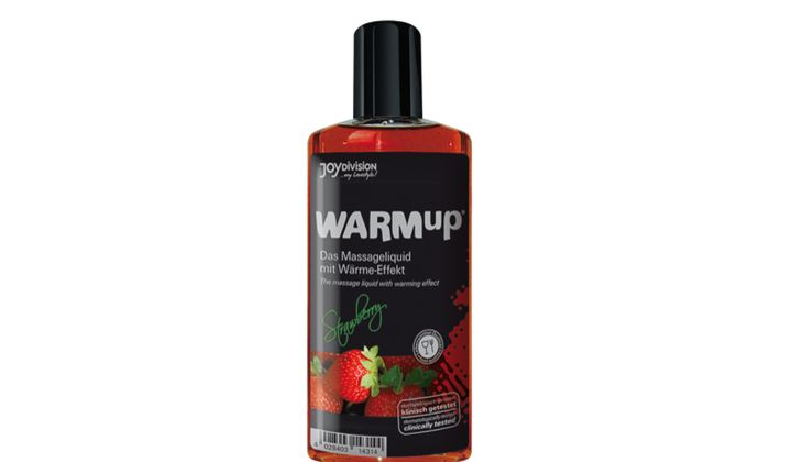 Sexspielzeug für jede Gelegenheit: Liquid WARMup Erdbeere
