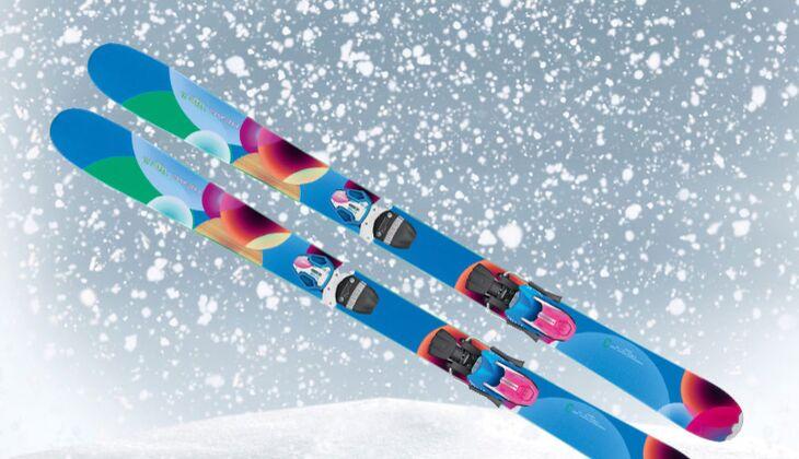 Ski von Head, zirka 600 Euro