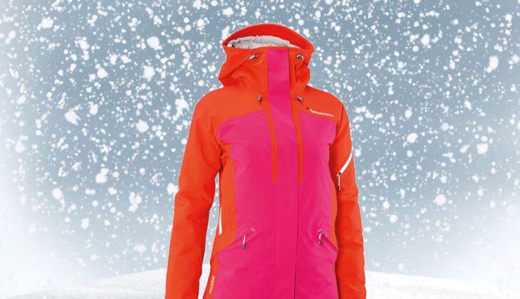 Skijacke von Peak Performance, zirka 500 Euro