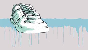 Sneakers: Die richtige Pflege