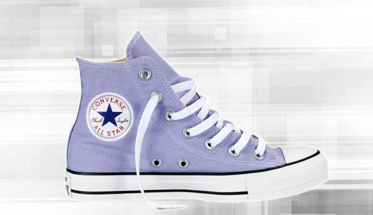 Sneakers in allen Farben: Converse