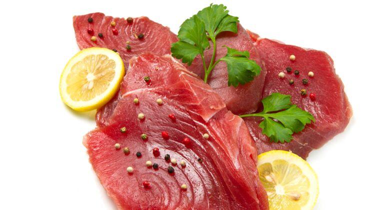 So viel Vitamin A steckt in Thunfisch