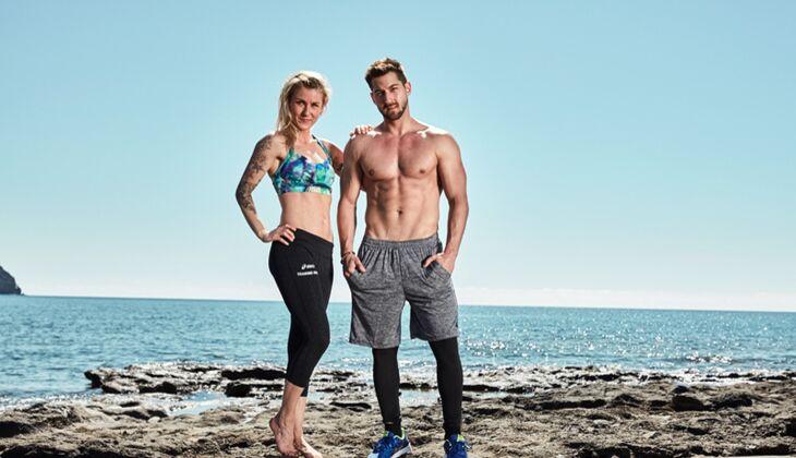 Sonja und Daniel sind vor der Kamera ein tolles Team