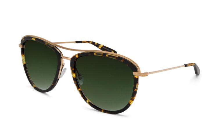Sonnenbrille grüne Gläser von Barton Perreira