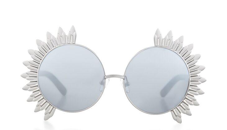 Sonnenbrille von Linda Farrow by Avenue32