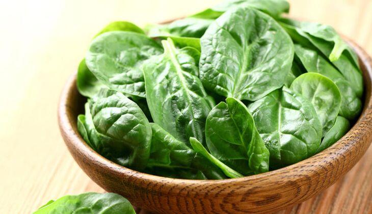 Spinat ist gesund