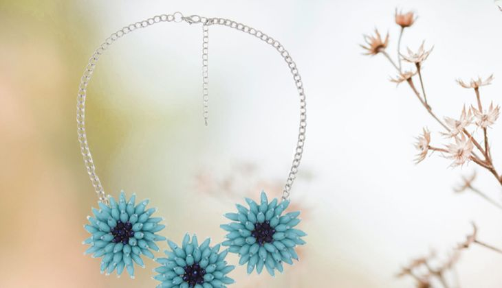 Statement Piece: Halskette von Leslii