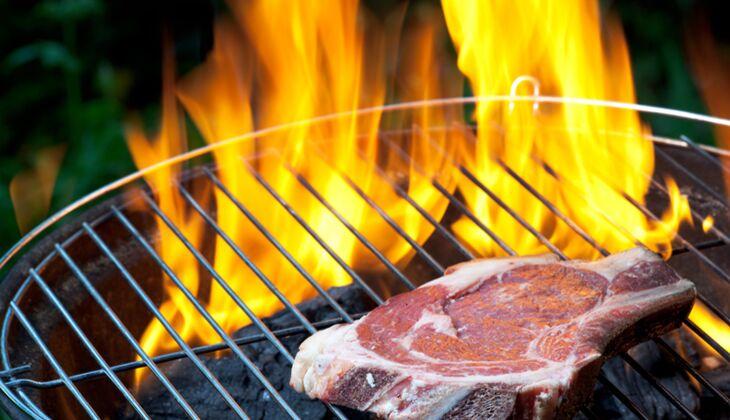 Steak vom Grill: immer ein Genuss