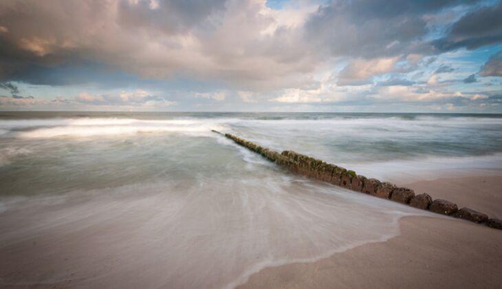 Strand an der Nordsee: Westerland auf Sylt