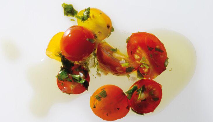 Tomaten-Zitronen-Soße