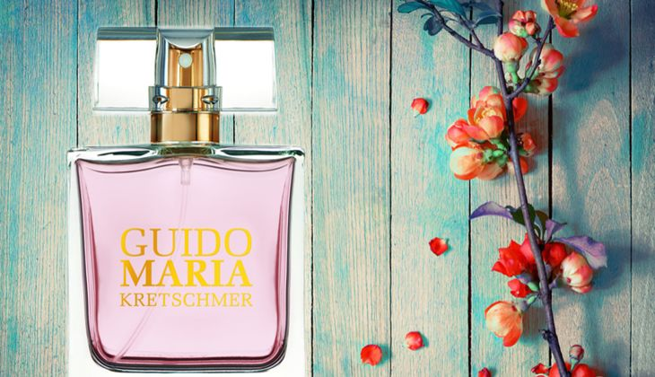 Trend Parfüm für Frauen 2015 von Guido Maria Kretschmer