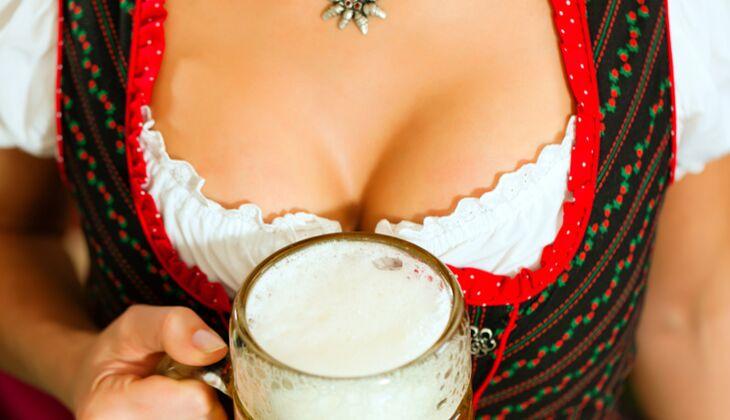Trinken Sie mehr Bier