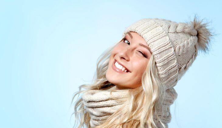 Trockene Haut: Passen Sie Ihr Make-up der Jahreszeit an