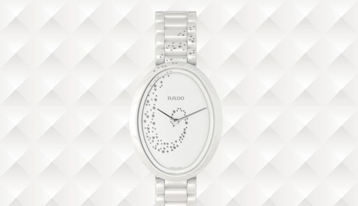 Uhrentrend 2014: Weisse Uhren