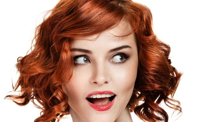 Umstyling für die Haare: Farbe wird Natur