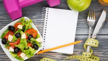Vegetarischer Ernährungsplan zum Abnehmen