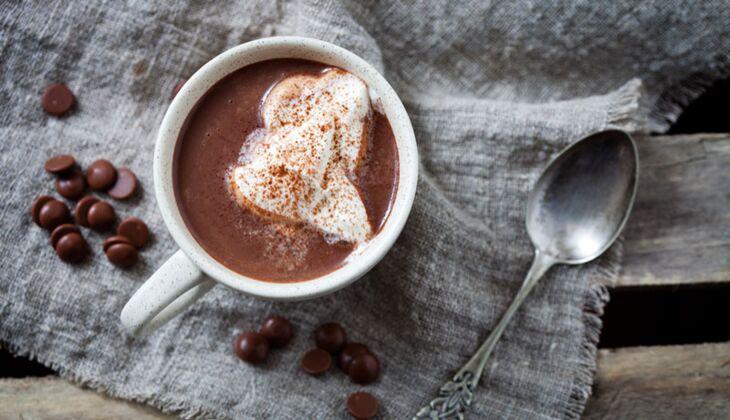 Wachmacher Heiße Schokolade