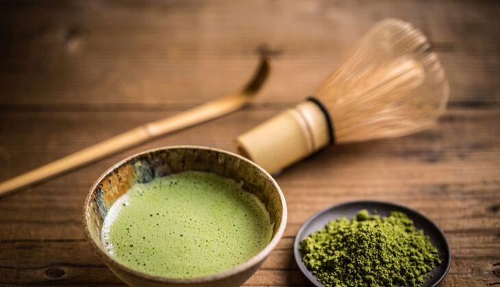 Wachmacher Matcha Tee