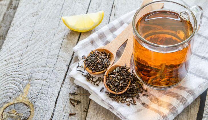 Wachmacher Schwarzer Tee