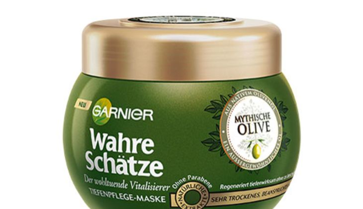 Wahre Schätze Mythische Olive von Garnier