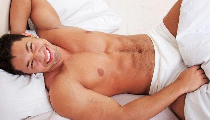 Warum beziehen Männer nie das Bett?