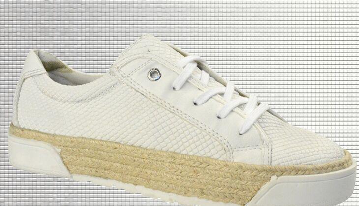 Weiße Sneaker von Bullboxer