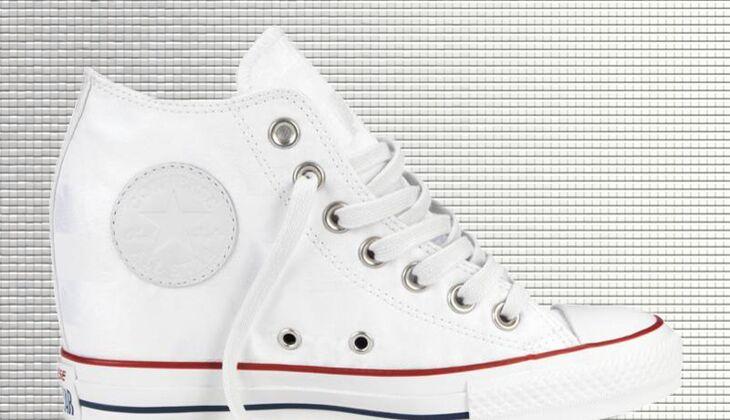Weiße Sneaker von Converse