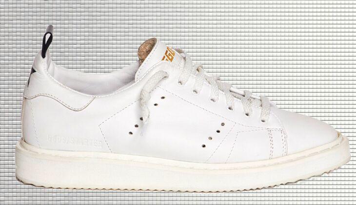 Weiße Sneaker von Golden Goose